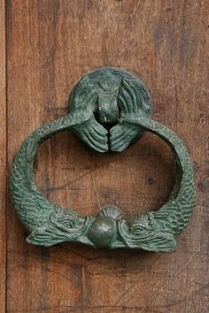 ✖️Door Knockers And Door Knobs ➕More Pins Like This At FOSTERGINGER @ Pinterest ➖