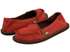 Vegan Shoes Equal With Free Leather In Use:Darkred Loafers Vegan Shoes For Women Cotton Flat Loafers Designed By Vegan Shoes Most Comfortable Flip Flops, Loafer Flats, Loafers, Sanuk Shoes, Vegan Shoes, Comfy Shoes, Womens Flats, Me Too Shoes, Fashion Accessories