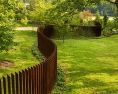 Fence to end all fences...