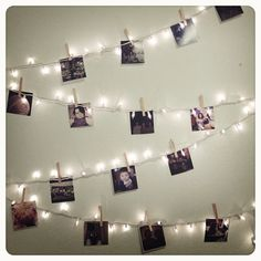 String of lights + #PostalPix = Perfection! / Photo by _ayeshah
