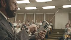 Ad of the Day: Dos Equis - The Most Interesting Man Returns with a New Phone but the Same Old Swagger