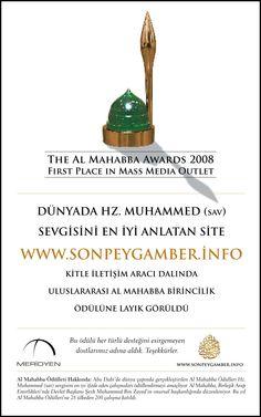 2008 Al-Mahabba Ödülleri    http://www.sonpeygamber.info/  http://www.lastprophet.info/  http://www.derletzteprophet.info/  http://www.posledniyprorok.info/  http://www.sonpeygambercocuk.info/  http://www.seerahforkids.info/