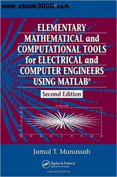 40 best matlab images on pinterest free ebooks coding and programming elementary mathematical and computational tools for electrical and computer engineers using matlab 2nd edition fandeluxe Choice Image