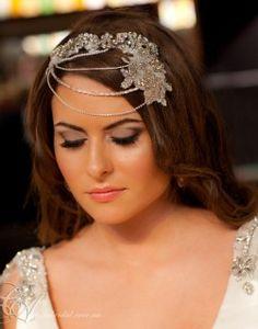 Bridal Headwear - Cailin Alainn