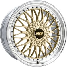BBS Wheel: Super RS - Forged Line