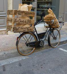 cargo bike...Avignon, France.
