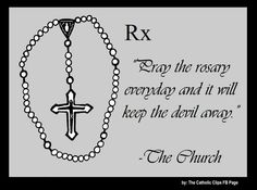 Rosary Religious Images, Fb Page, Dog Tags, Dog Tag Necklace, Catholic, Jewelry, Jewlery, Jewerly, Schmuck