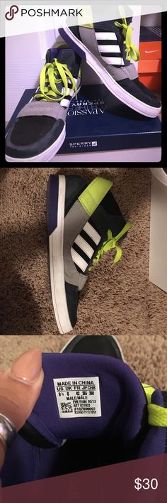 Men's Adidas EUC. Still have a lot of life in them. adidas Shoes Sneakers