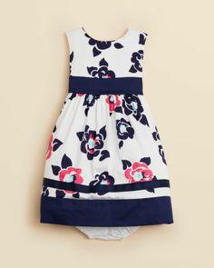 Hartstrings Infant Girls' Floral Dress