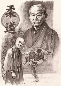 Jigoro Kano...founder of Judo...1888