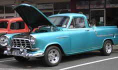 Holden ute FC? Aussie Muscle Cars, Custom Trucks, Ute, Old Cars, Vintage Cars, Antique Cars, Mustang, Motors, Hot Rods