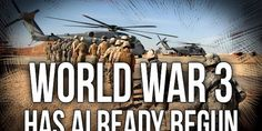 Has WWIII already begun in Iraq and Syria?   That is the question many mainstream media outlets have begun asking.   According to Reuters...
