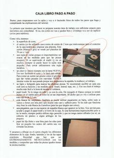 PRIMER SAL DE CARTONAJE | Aprender manualidades es facilisimo.com