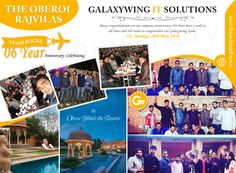 The Way Galaxywing IT Solutions has been truly great. Wish you a very happy day and a very special Company Anniversary!