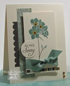 Stop and Stamp the roses: Gina K Designs Release Inspiration hop: Day 4