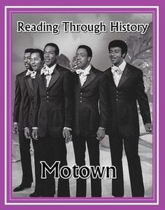 This is a four page unit from Reading Through History documenting the rise Motown Records and the role it played in popularizing African American music in the 1950s and '60s. There is a one page reading followed by three pages of student activities.  The student activities include multiple choice questions, a student response essay question, a guided reading activity, and vocabulary activities.