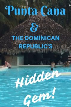 Punta Cana, Dominican Republic is a lovely spot for a beach getaway, but just a short drive away a little island off the coast is sure to delight visitors with its white sand beaches and perfectly clear water.