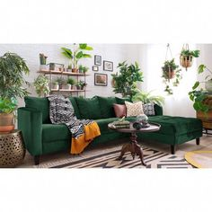 Ecksofa Elnora | home24 #apartmentdecor