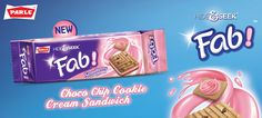 Strawberry Fab, Parle India.