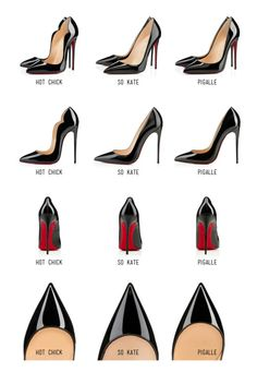 louboutin so kate ou pigalle