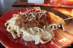 Basil Butter Crispy Chicken