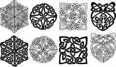 classic celtic knot patterns