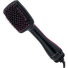 Paddle Brush Hair Dryer! Yes!!!  $50 Target & Walmart     Revlon Pro Collection One-Step Hair Dryer and Styler