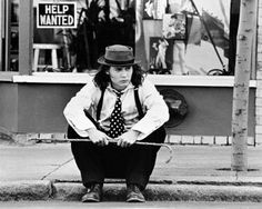 Johnny Depp in Benny And Joon / Black & White Photography