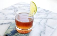 While waiting out the storm, enjoy this hurricane-inspired cocktail.