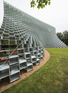 BIG . Serpentine Gallery Pavilion . London (29)