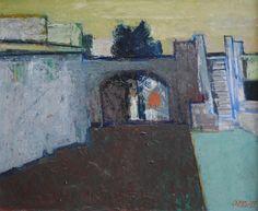 Wim Oepts: Tunnel te Arles - Kunstmakelaardij Metzemaekers