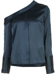 Wir haben Hellessy - 'tomaso' Off-The-Shoulder Top - Women - Silk - 4 auf unsere Seite gepostet. Schaut euch an, was es sonst noch von Hellessy gibt.