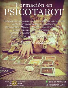 PORTAL TERAPIAS CORDOBA: FORMACION EN PSICOTAROT...nuevo grupo abre en Juli...