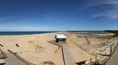 360º Virtual Visit to Praia de Melides, Portugal - via www.visitasvirtuais.com