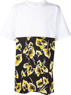 MARNI Floral Print T-Shirt. #marni #cloth #t-shirt