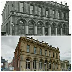 Wetherspoons on Division Street. Formerly offices of water company and Graves mail order business Sheffield Pubs, Water Company, Division, Yorkshire, Offices, Buildings, Old Things, Louvre, Photos