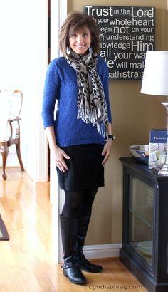 Fashion Over 40-Winter Fashion #fashionforwomenover40