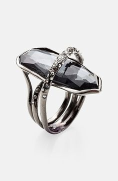 Alexis Bittar 'Miss Havisham' Doublet Ring | Nordstrom