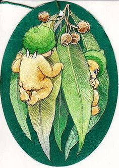 The Gumnut Babies as drawn by May Gibbs, Australian author and illustrator 🌸 🌹 ᘡℓvᘠ □☆□ ❉ღϠ □☆□ ₡ღ✻↞❁✦彡●⊱❊⊰✦❁ ڿڰۣ❁ ℓα-ℓα-ℓα вσηηє νιє ♡༺✿༻♡·✳︎· ❀‿ ❀ ·✳︎· TH FEB 23 2017 ✨ gυяυ ✤ॐ ✧⚜✧ ❦♥⭐ ♢∘❃ ♦♡❊ нανє α ηι¢є ∂αу ❊ღ༺✿༻✨♥♫ ~*~ ♆❤ 🌸♪♕✫❁✦⊱❊⊰●彡✦❁↠ ஜℓvஜ 🌹 Australian Tattoo, Fairy Land, Fairy Tales, Baby Tattoos, Mini Tattoos, Flower Fairies, Australian Artists, Children's Book Illustration, Faeries