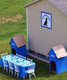 Boy's Best Friend Dog Party via Kara's Party Ideas | KarasPartyIdeas.com #Puppy #PartyIdeas #Supplies