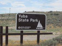 Utah Valley Family Adventures: Yuba State Park