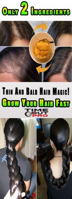 If you want to have long and thick hair but it grows slowly, you should definitely try this recipe and after 2 months you will achieve the desired results.