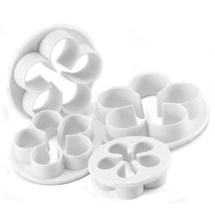 You can now buy 5 Petal Flower Cutter - 4 pcs  online in very suitable price. Bakeware.pk is a bakeware marketplace where you can order online for best baking tools, decorations and cakes.