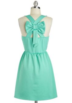 Just ordered this today hope i like it! Spearmint Condition Dress, #ModCloth