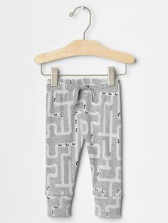 Ant tunnel banded pants Product Image