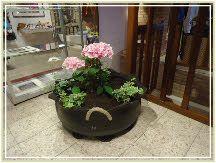 DIY Car Tire Basket with handles.....Autobandmand voor bloemenperk met handvatten.