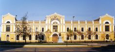 Casa Central Chile, Louvre, Mansions, House Styles, World, Building, Travel, Home Decor, Houses