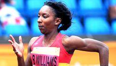 Bianca Williams - 200 metres.