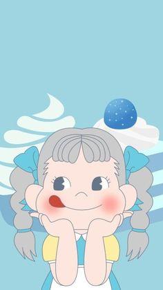 narak 's pics Wallpaper Iphone Disney, Cute Disney Wallpaper, Cute Anime Wallpaper, Pastel Wallpaper, Cute Wallpaper Backgrounds, Cute Cartoon Wallpapers, Pretty Wallpapers, Mobile Wallpaper, Kawaii Art