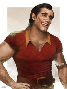 …who's now a beefcake that's never short on brawn. | This Is What Disney Villains Would Look Like In Real Life